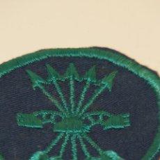 Militaria: PARCHE REDONDO O.J. ORGANIZACION JUVENIL FALANGE. Lote 63010372