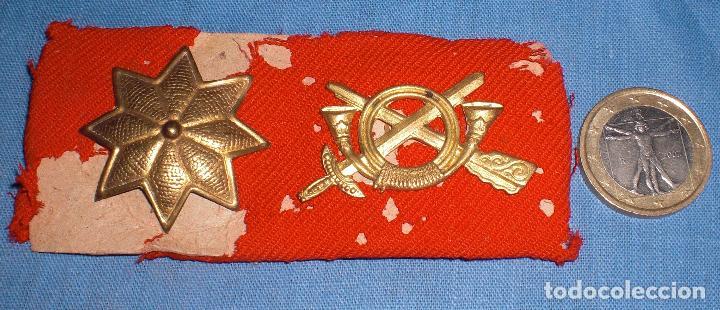 ALFEREZ DE REGULARES GUERRA CIVIL (Militar - Parches de tela )