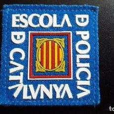 Militaria: PARCHE POLICIA CATALANA. Lote 64014967