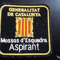 Militaria: PARCHE POLICIA CATALANA. Lote 64015091