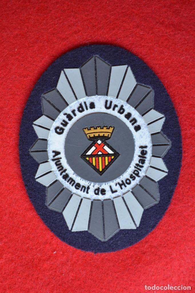 Emblema guardia urbana de hospitalet (barcelona - Vendido en Venta Directa - 65891842
