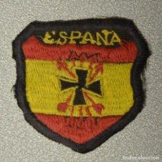 Militaria: ESCUDO DIVISION AZUL PARCHE BRAZO. Lote 67777457