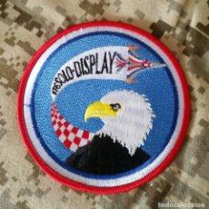 Militaria: PARCHE DEL EJERCITO DEL AIRE PATRULLA ACROBATICA. Lote 68279017