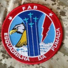 Militaria: PARCHE DEL EJERCITO DEL AIRE PATRULLA ACROBATICA. Lote 68280781
