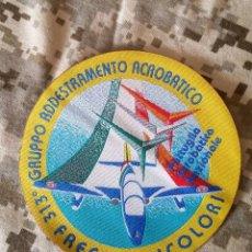 Militaria: PARCHE DEL EJERCITO DEL AIRE PATRULLA ACROBATICA. Lote 69658225