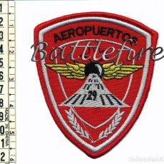 Militaria: BOMBEROS AEROPUERTO - ARGENTINA - POLICIA FEDERAL - DIVISION EXPLOSIVOS. Lote 69723321
