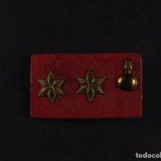 Militaria: GALON DE TENIENTE DE ARTILLERIA. Lote 70435345