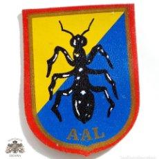 Militaria: PARCHE MILITAR ESPAÑOL AAL . Lote 71784743