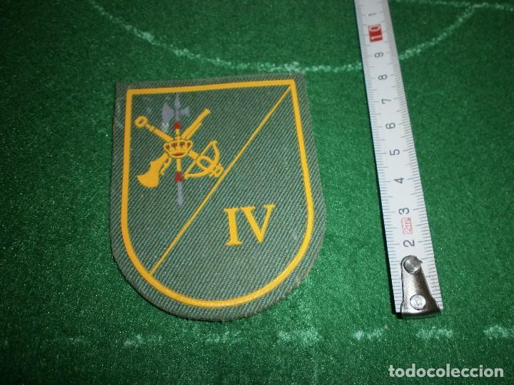 Parche de la legion cuarta bandera - Sold through Direct ...