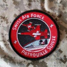 Militaria: PARCHE DEL EJERCITO DEL AIRE PATRULLA ACROBATICA. Lote 72241187
