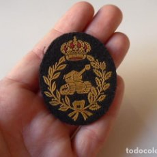 Militaria: * ANTIGUO PARCHE MILITAR ESPAÑOL, TANQUISTA, TANQUE. ZX. Lote 72664503