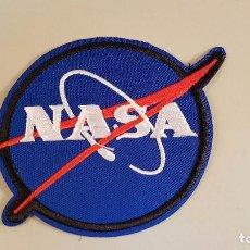 Militaria: PARCHE DE LA NASA. TAMAÑO 8 CM DE DIÁMETRO.. Lote 163879470