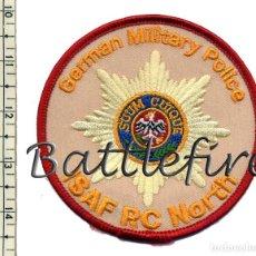 Militaria: ISAF - OPERACIONES EN AFGHANISTAN - POLICIA MILITAR CONTINGENTE ALEMAN - NATO OTAN. Lote 73415579
