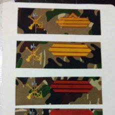 Militaria: PARCHE PECHO 9 NUEVE, MIMETIZADO ROCOSO ,LEGION ESPAÑOLA, BOEL,. Lote 73806951