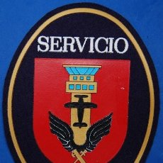 Militaria: PARCHE DE TELA GUARDIA CIVIL SERVICIO AEREO (VARIANTE 2ª). Lote 73960003