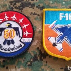 Militaria: PARCHE DEL EJERCITO DEL AIRE PATRULLA ACROBATICA. Lote 74090487