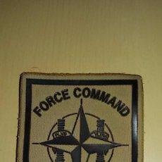 Militaria: PARCHE CUARTEL OTAN MADRID. Lote 75085051