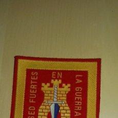 Militaria: PARCHE DE LA 2º REGION MILITAR EJERCITO DE TIERRA. Lote 75085295