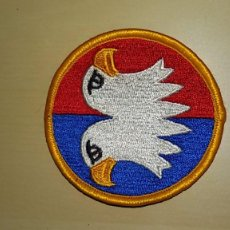 Militaria: PARCHE US.ARMY. Lote 75127675