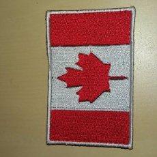 Militaria: PARCHE TROPAS CANADÁ MISION ISAF AFGANISTÁN. Lote 75127883