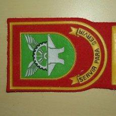 Militaria: PARCHE MILITAR ESPAÑOL ESPECIALISTAS PRIMEROS AÑOS 80. Lote 75130275