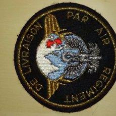 Militaria: PARCHE DE FUERZAS ESPECIALES AEREAS FRANCESAS. Lote 75698007