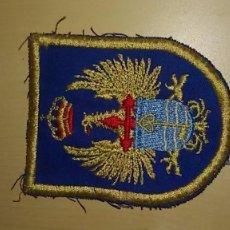 Militaria: PARCHE DE MANDO DE COSTA DE 2º REGION MILITAR AÑOS 80. Lote 75904439