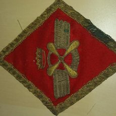 Militaria: ANTIGUO PARCHE GASTADOR EJERCITO DEL AIRE AÑOS 40-50. Lote 75912987