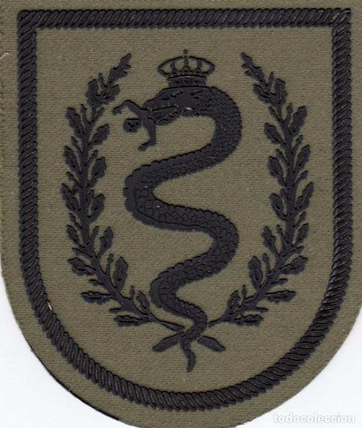 PARCHE EMBLEMA EJERCITO ESPAÑOL BRIGADA DE CABALLERIA LIGERA AAA (Militar - Parches de tela )