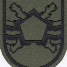 Militaria: PARCHE EMBLEMA EJERCITO ESPAÑOL MANDO DE INGENIEROS AAA. Lote 77390929