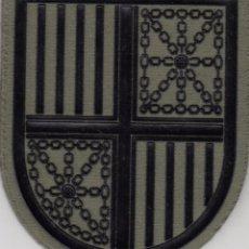 Militaria: PARCHE EMBLEMA EJERCITO ESPAÑOL MANDO REGIONAL PIRENAICO CON VELCRO AAA. Lote 77391773