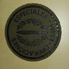 Militaria: PARCHE COE DE ESCUELA MILITAR MONTAÑA AÑOS 80-90. Lote 199127917
