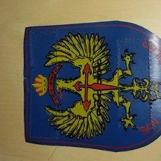 Militaria: RARO PARCHE MILITAR SERIGRAFIADO EJERCITO ESPAÑOL AÑOS 70. Lote 78318833