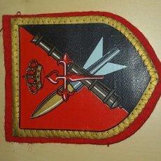 Militaria: PARCHE DEL MANDO ARTILLERIA ANTI AEREA AÑOS 70. Lote 80038909