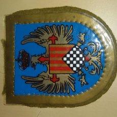 Militaria: PARCHE MILITAR EJERCITO DE TIERRA AÑOS 70 ( 2 º VARINTE ). Lote 81189992