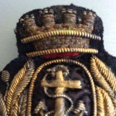 Militaria: GALLETA DE OFICIAL DE MARINA DE LA REPUBLICA. ARMADA.. Lote 62447963