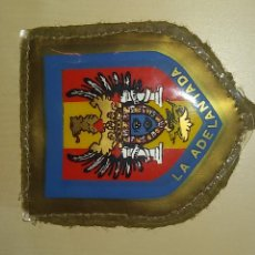 Militaria: PARCHE COMANDANCIA GENERAL MELILLA AÑOS 60-70. Lote 82086288