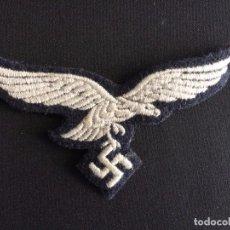 Militaria: ESCUADRILLAS AZULES, ÁGUILA ORIGINAL ALEMANA DE TROPA. WERMACHT, LUFTWAFFE, DIVISIÓN AZUL. Lote 82879340