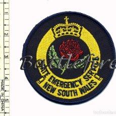 Militaria: NEW SOUTH WALES - STATE EMERGENCY SERVICE - AUSTRALIA - PARCHE EMERGENCIAS - PROTECCION CIVIL. Lote 83837840