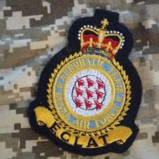 Militaria: PARCHE DEL EJERCITO DEL AIRE PATRULLA ACROBATICA. Lote 84413152