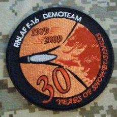 Militaria: PARCHE DEL EJERCITO DEL AIRE PATRULLA ACROBATICA. Lote 84618240