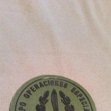 Militaria: PARCHE DEL EJERCITO EJERCITO DE TIERRA COMPAÑIA OPERACIONES ESPECIALES COE. Lote 85270284