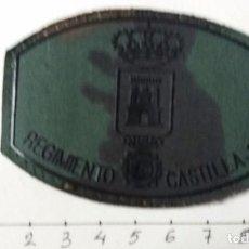Militaria: PARCHE DE PECHO RIMZ CASTILLA 16. Lote 86188832