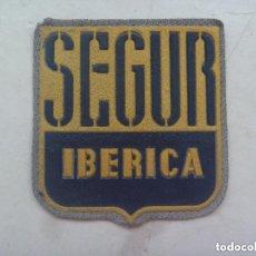 Militaria: PARCHE DE EMPRESA DE SEGURIDAD PRIVADA : SEGUR IBERICA.. Lote 86246560