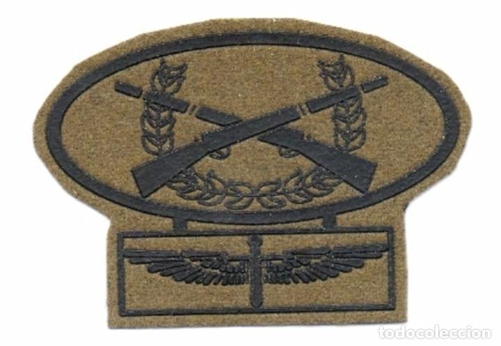 PARCHE FAMET TIRADOR SELECTO (Militar - Parches de tela )