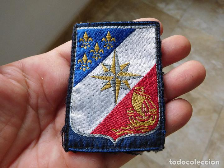 PARCHE BORDADO MILITAR FRANCES. FRANCIA (Militar - Parches de tela )