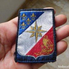 Militaria: PARCHE BORDADO MILITAR FRANCES. FRANCIA . Lote 89072964