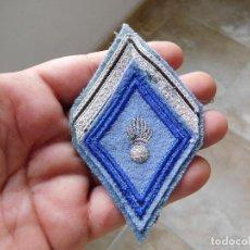 Militaria: PARCHE BORDADO MILITAR FRANCES. FRANCIA . Lote 89074404