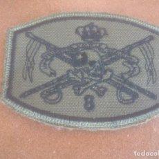 Militaria: EMBLEMA PARCHE ESCUDO MILITAR EJERCITO ESPAÑOL. Lote 89526804