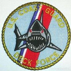 Militaria: PARCHE GUARDACOSTAS USA USCG POLICIA. Lote 94218098